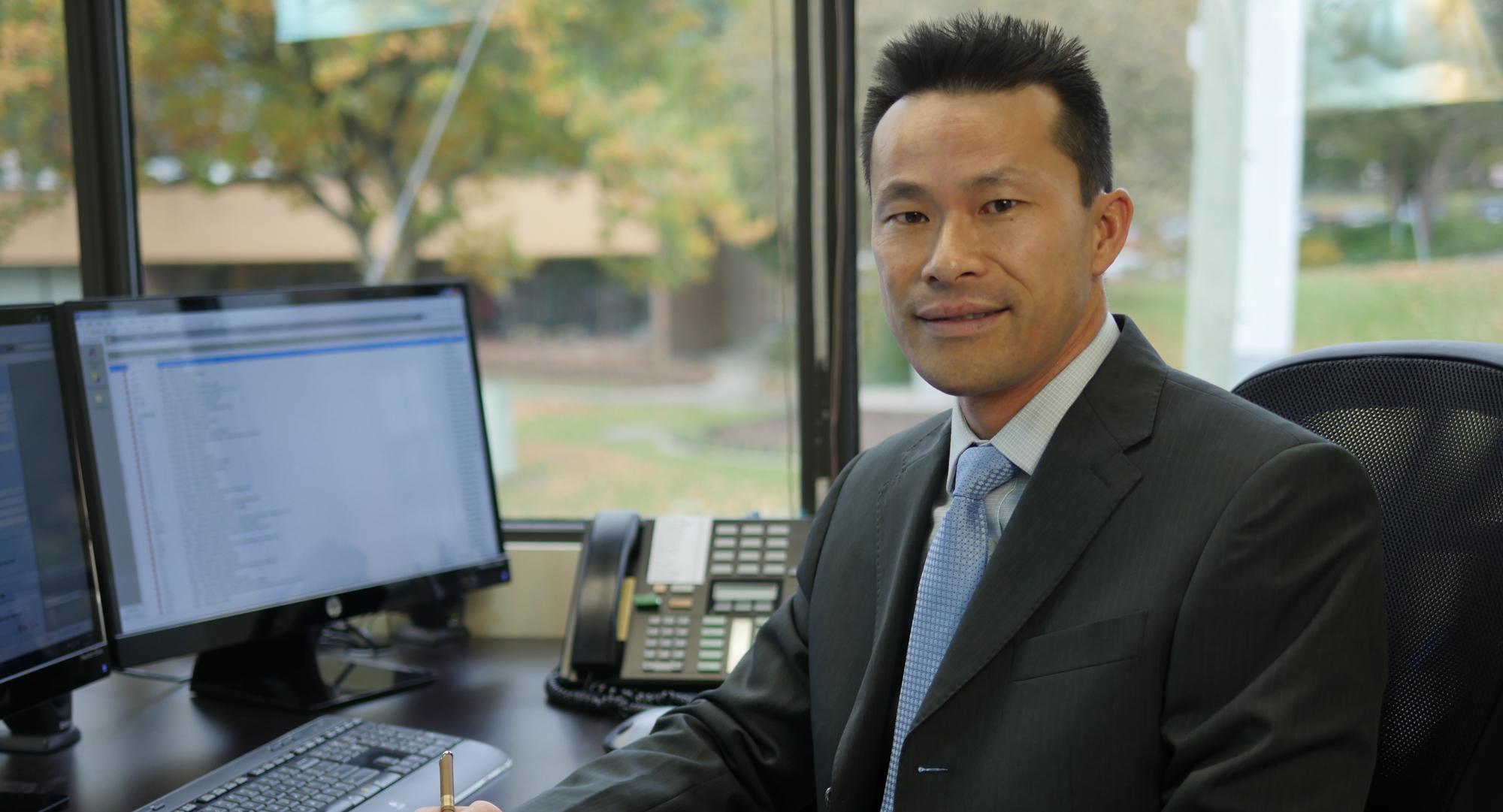 Curtis Wong